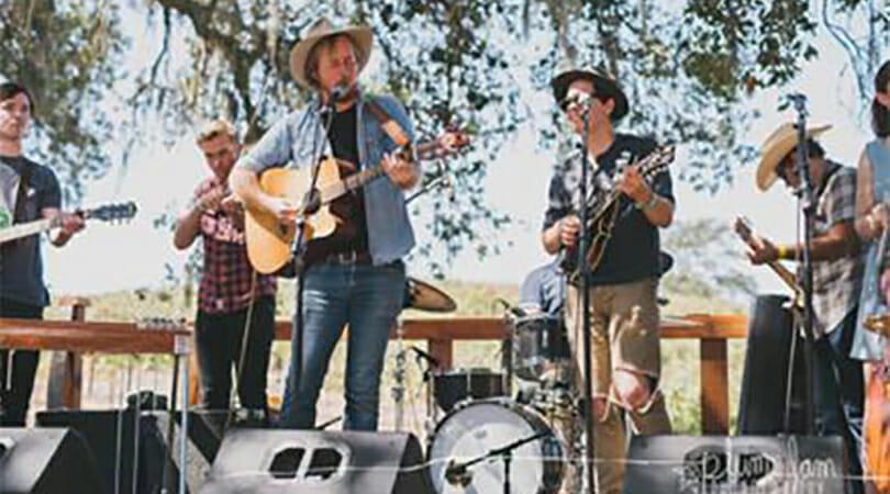 Edna Valley Vineyards Live Music in SLO Coast Wine region