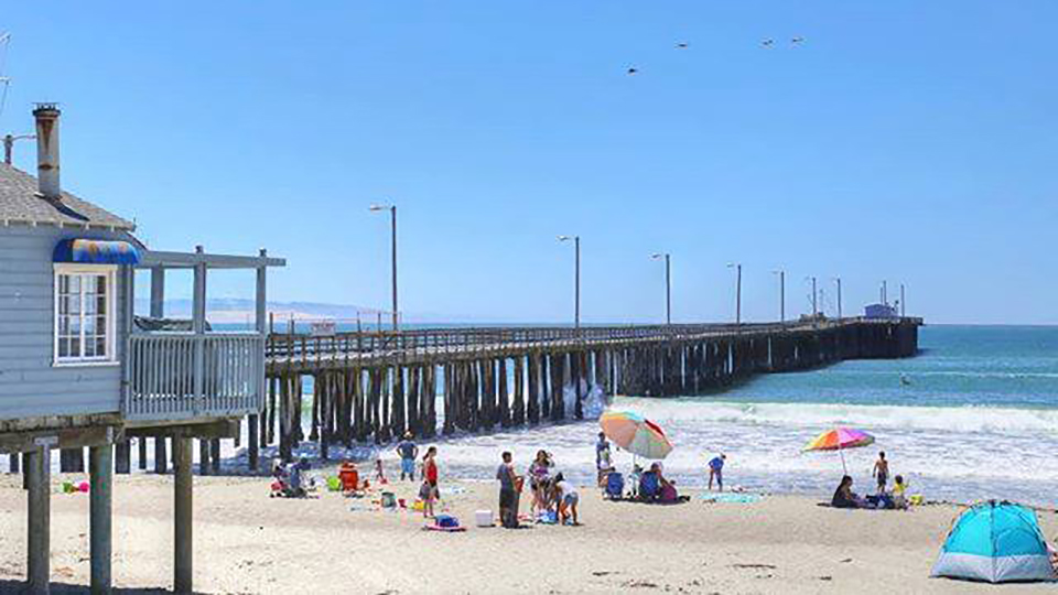 Avila Beach, San Luis Obispo Coast